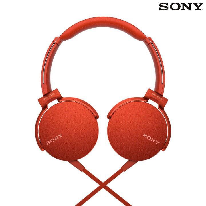 Sony XB550AP Extra Bass On-Ear Headphone
