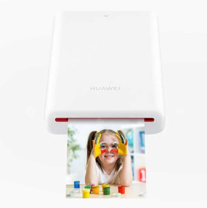 Huawei AR Photo Printer Original Portable Photo Mini Pocket Printer With 20 Paper Sheets