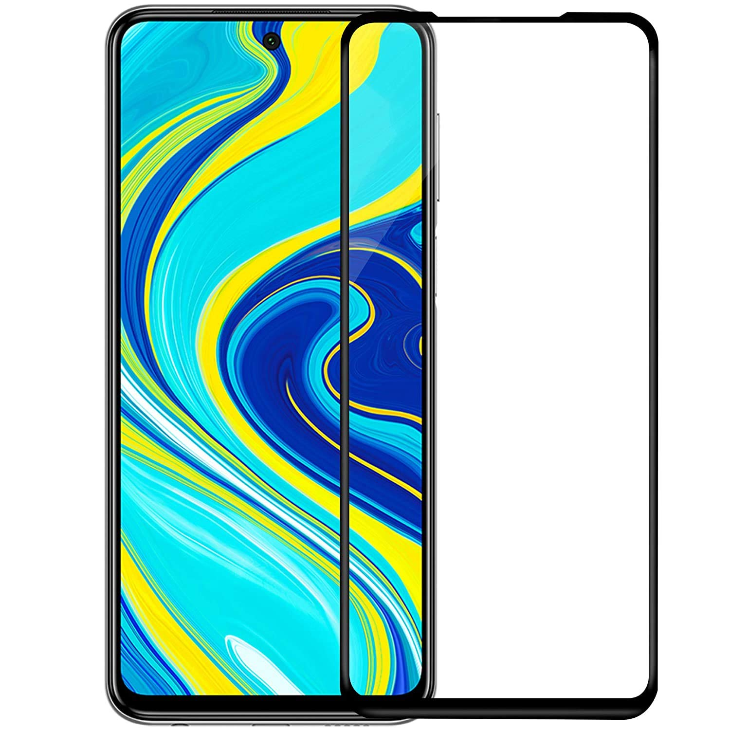 9h Full Glue Tempered Glass For Redmi Note 9pro Buy Online At Best Prices In Nepal Daraz Com Np