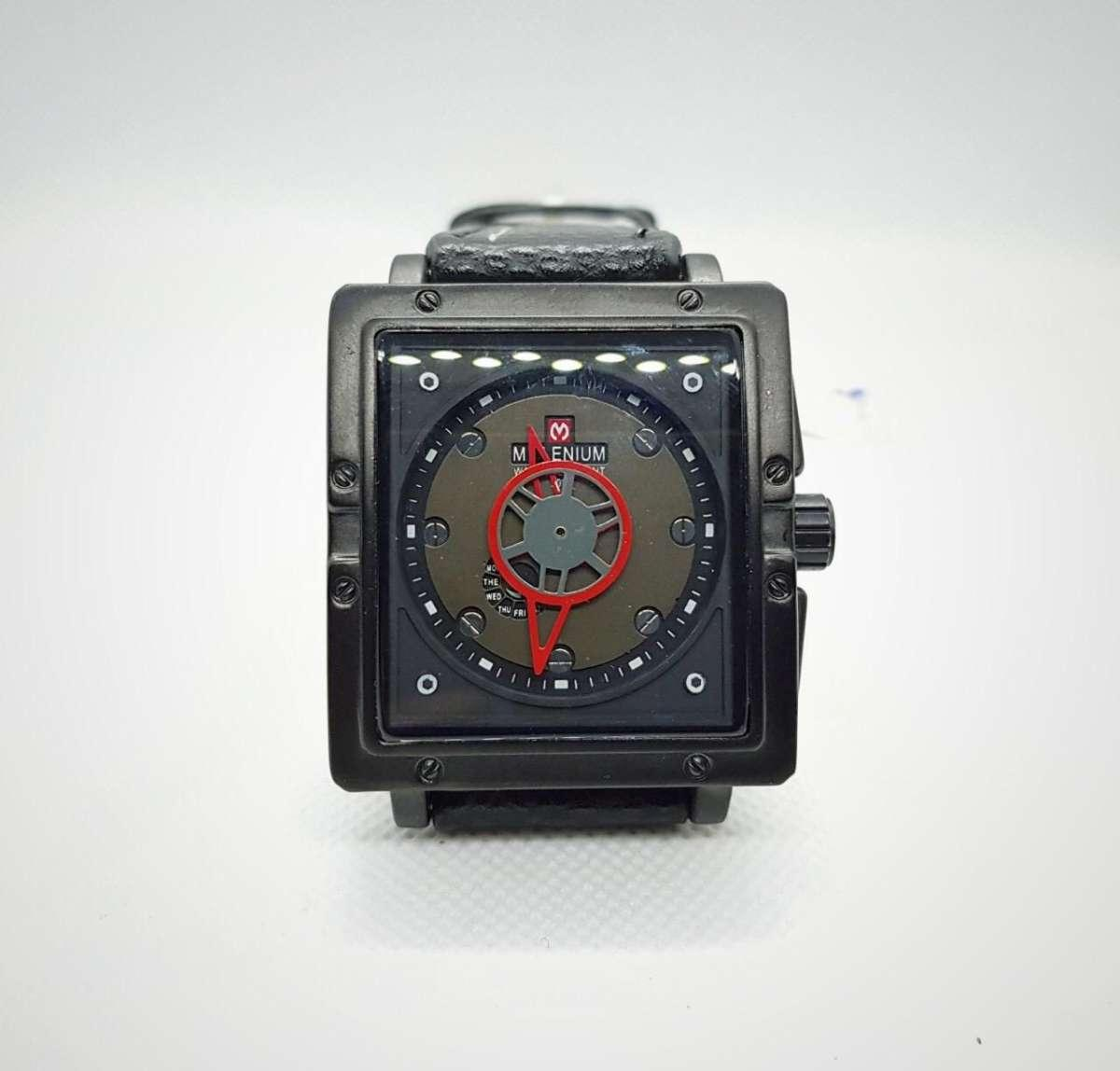469f481a7 Men s Watches in Nepal at Best Price. 29 items found in Men. Millenium  Date Day Function Analog Watch For Men- Black Red