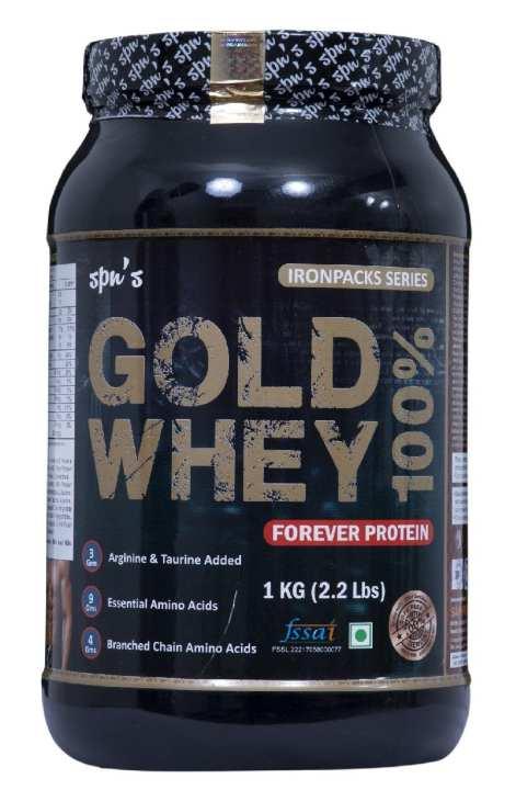 SPN Gold Whey 1KG