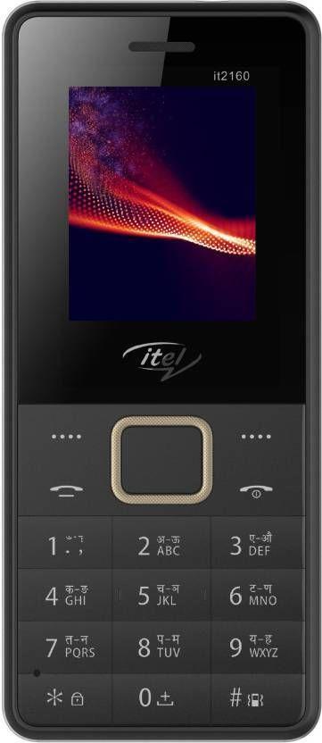 Itel it2160 Keypad Phone