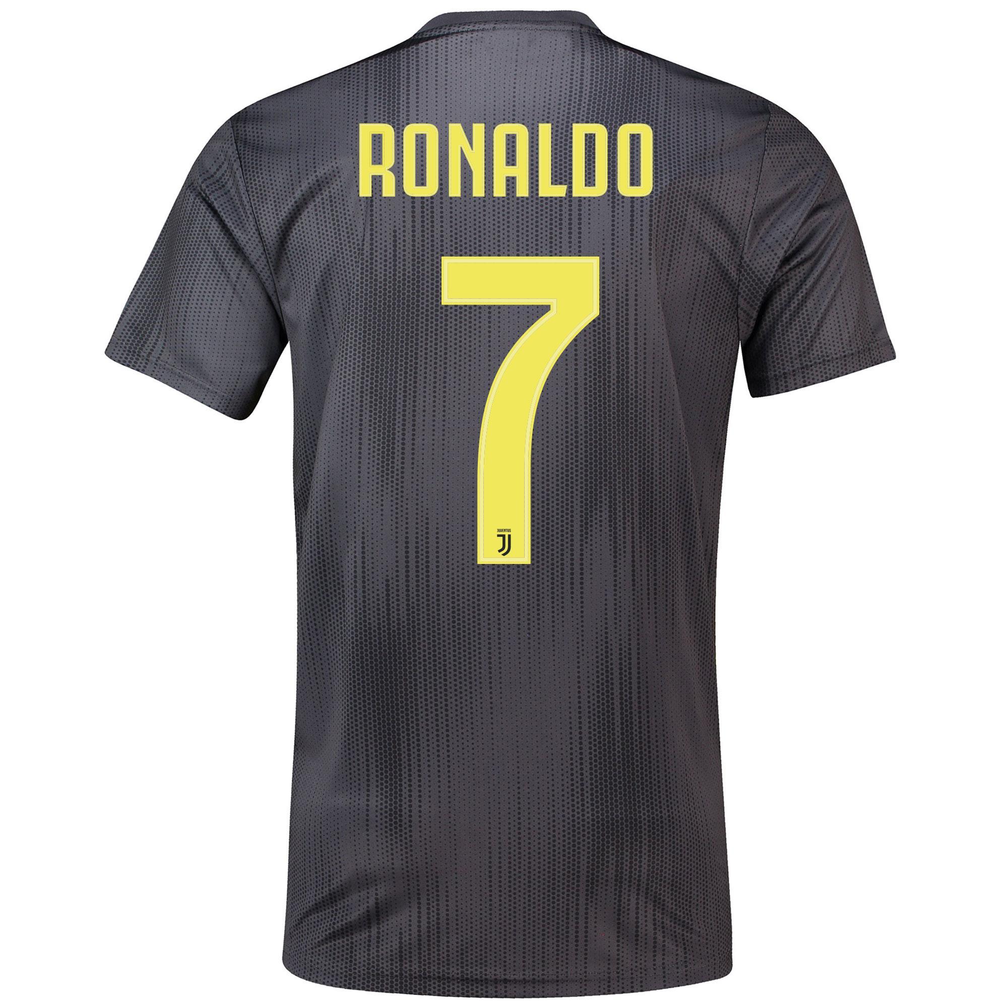 finest selection 80e87 457e8 Juventus Third Jersey Ronaldo Print