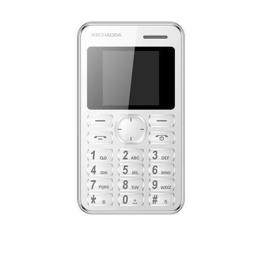 Kechaoda K116, Ultra Slimmest ATM Size Phone