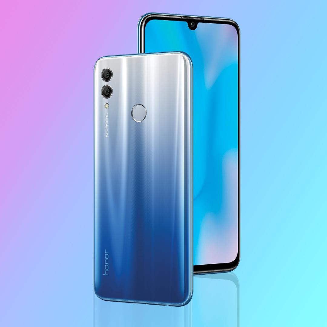 Honor 10 Lite [3GB RAM + 64GB ROM ] [24MP Selfie Camera ] [13MP + 2MP Dual  Rear Camera] [Kirin 710 Chipset][ Android 9 0(Pie)]
