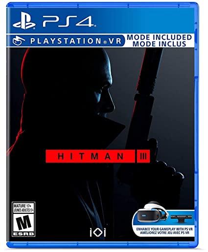 Sony PS4 Game Hitman 3