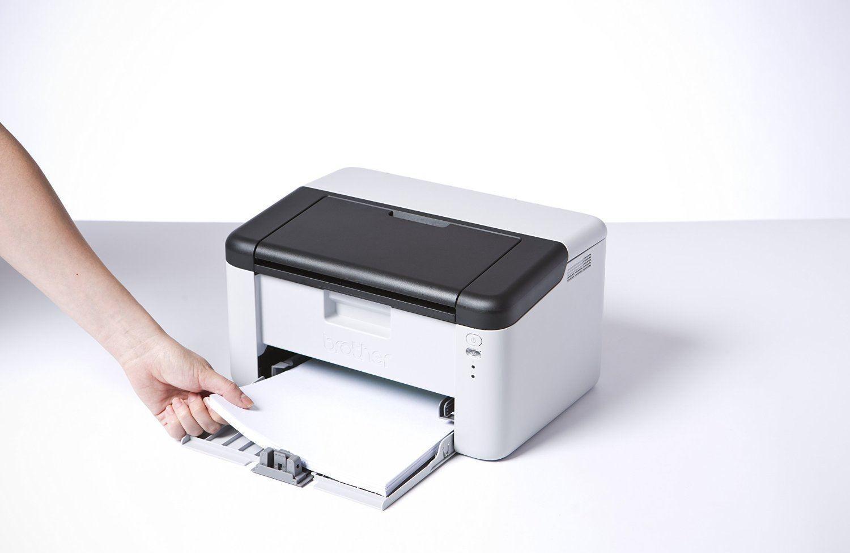 Wireless laser printer