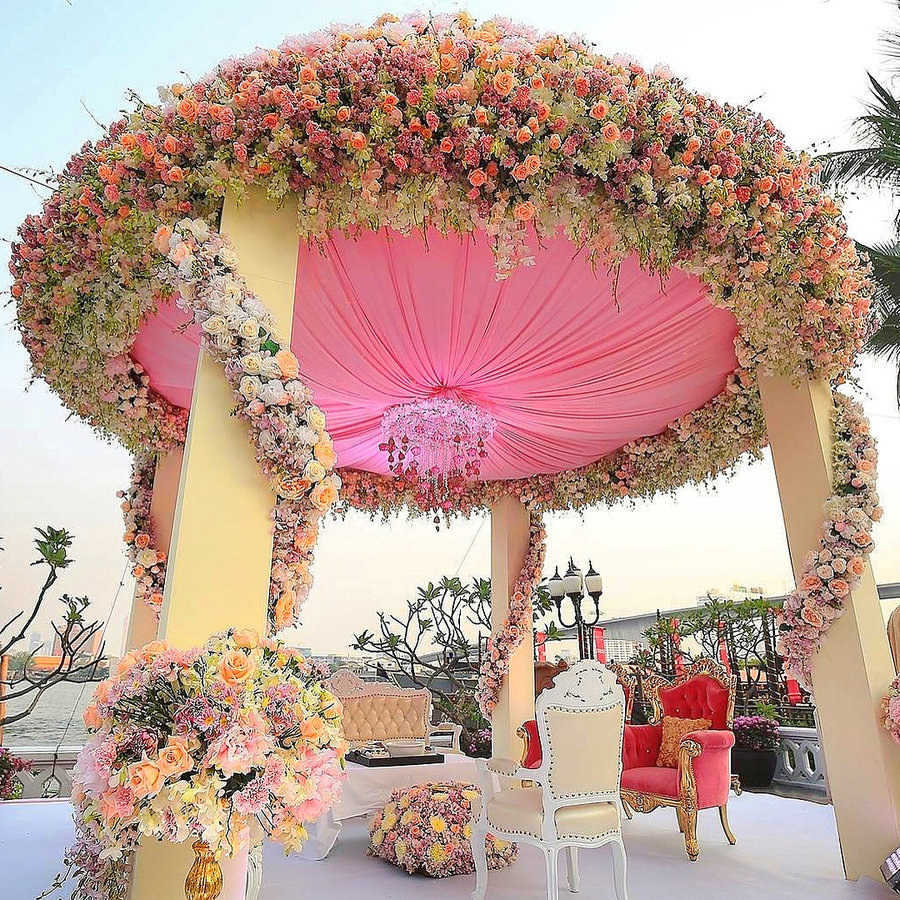 Home Mandap Decoration (3500 -100000): Buy Online at Best Prices in Nepal |  Daraz.com.np