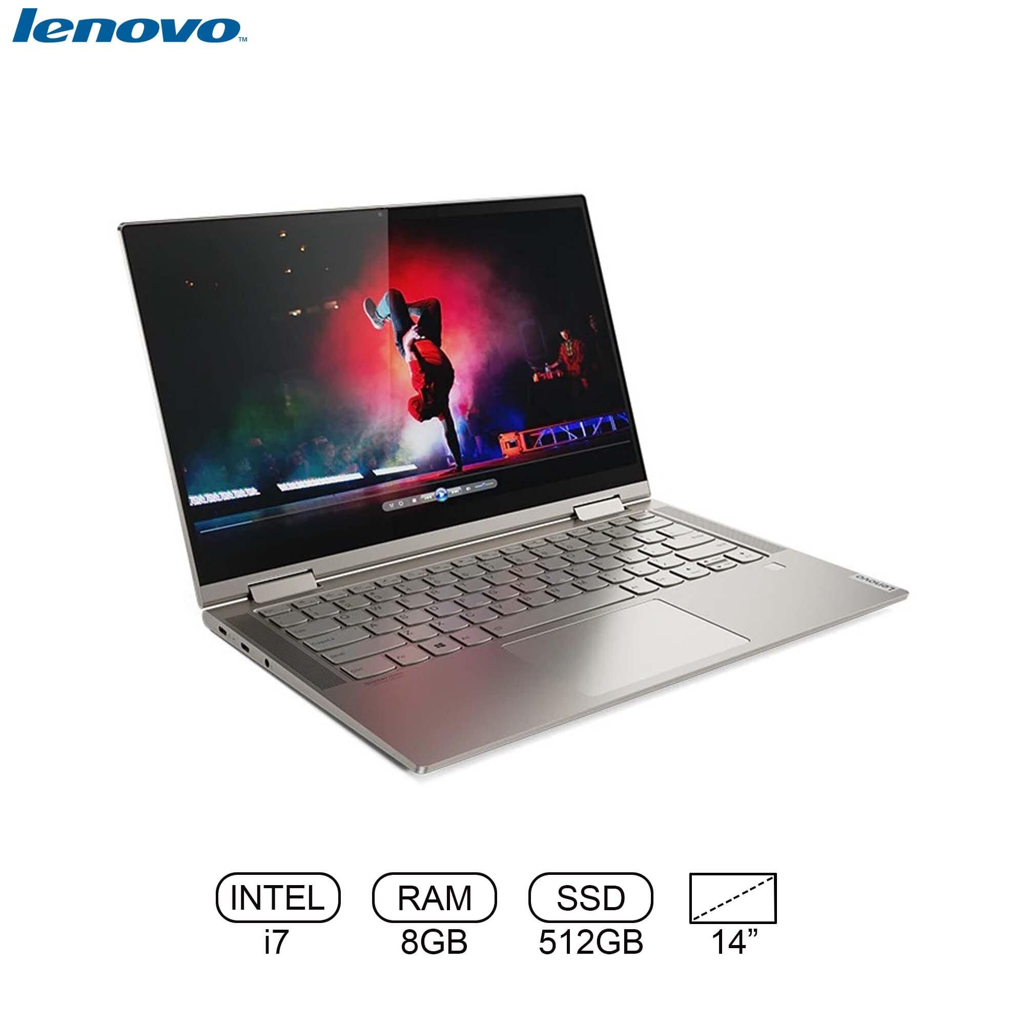"Lenovo Yoga C740 i7 10th/ 8GB/ 512ssd/ 14""x 360 Laptop"