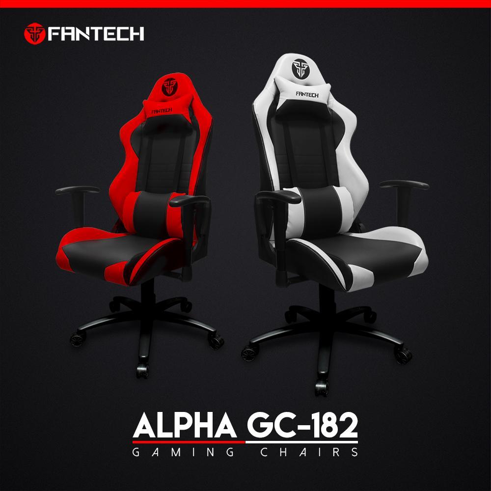 Enjoyable Fantech Alpha Gc 182 Gaming Chair Bralicious Painted Fabric Chair Ideas Braliciousco