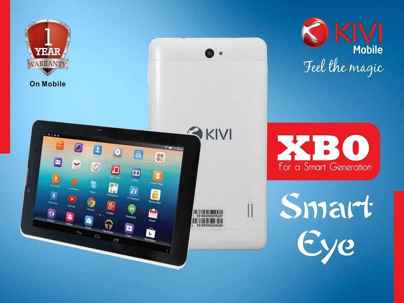 Kivi-Smart Eye Tablet (1GB/8GB, 7