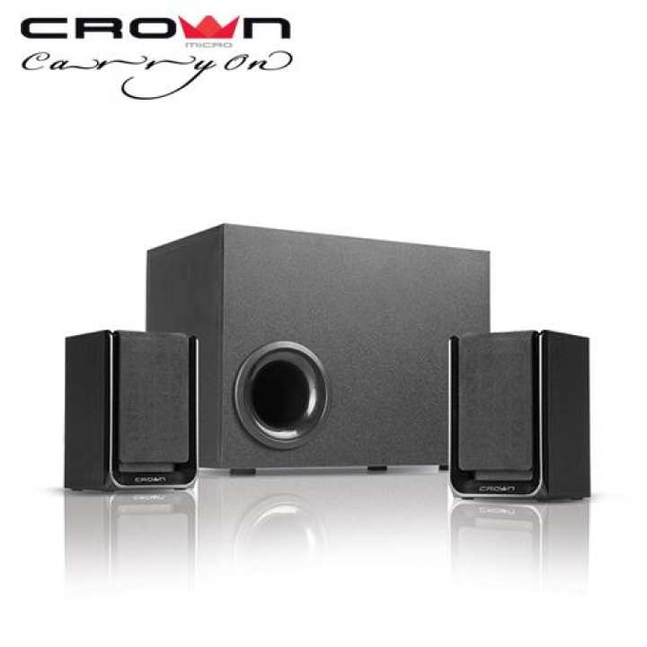 Crown 2.1 Bluetooth Speaker