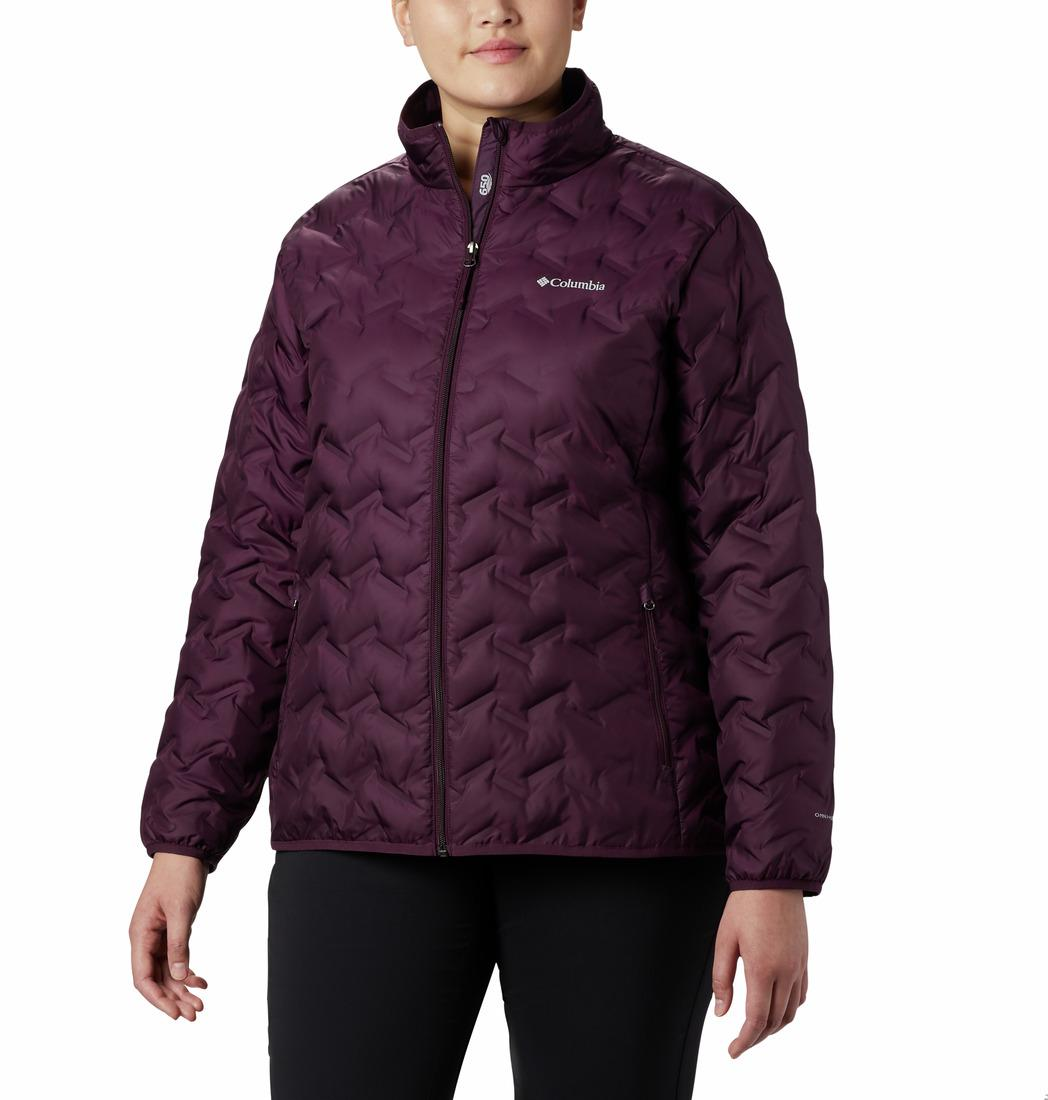 Columbia Delta Ridge Down Jacket for Women